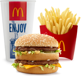 McDonald's Big Mac Value Meal