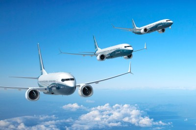 Boeing 737-MAX-7-8-9 Artwork