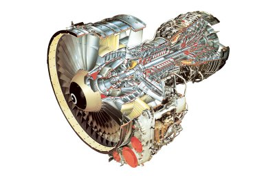 General Electric Jet Engine