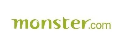 MONSTER Logo Green