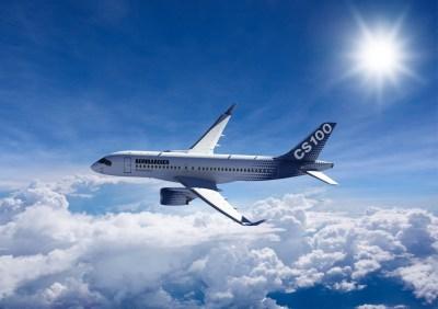 Bombardier C100
