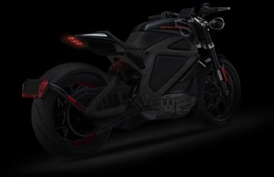 H-D electric bike