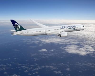 Air New Zealand 787-9 ArtworkK63687