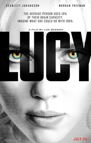 Lucy-movie poster