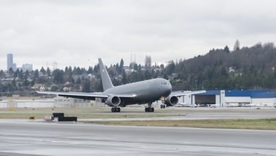 Boeing 767-2c tanker