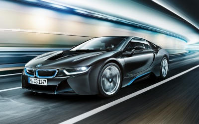 BMW i8 Coupe 2D