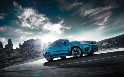 BMW X6 M Sport Utility 4D