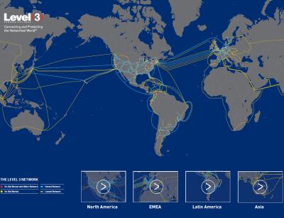 Level 3 network image