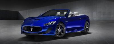 Maserati GranTurismo MC Centennial