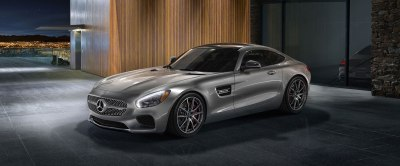 Mercedes Benz AMG GT S Coupe 2D
