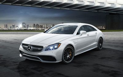 Mercedes-Benz CLS-Class CLS63 AMG S 4MATIC Coupe 4D