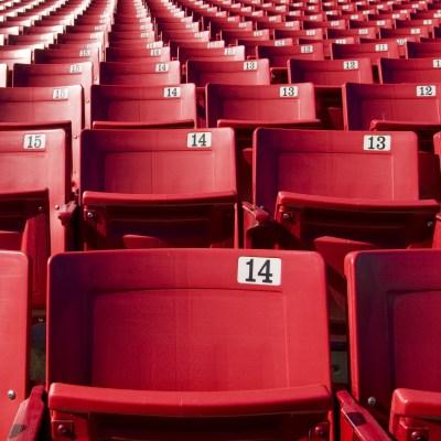 Stadium Sports Seats