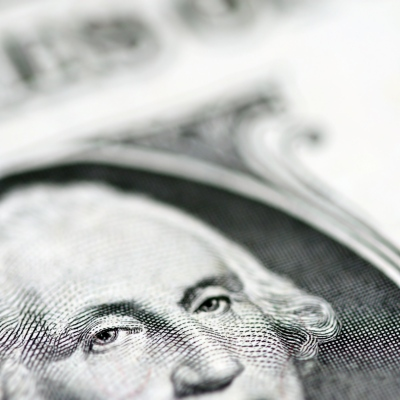 Money close-up