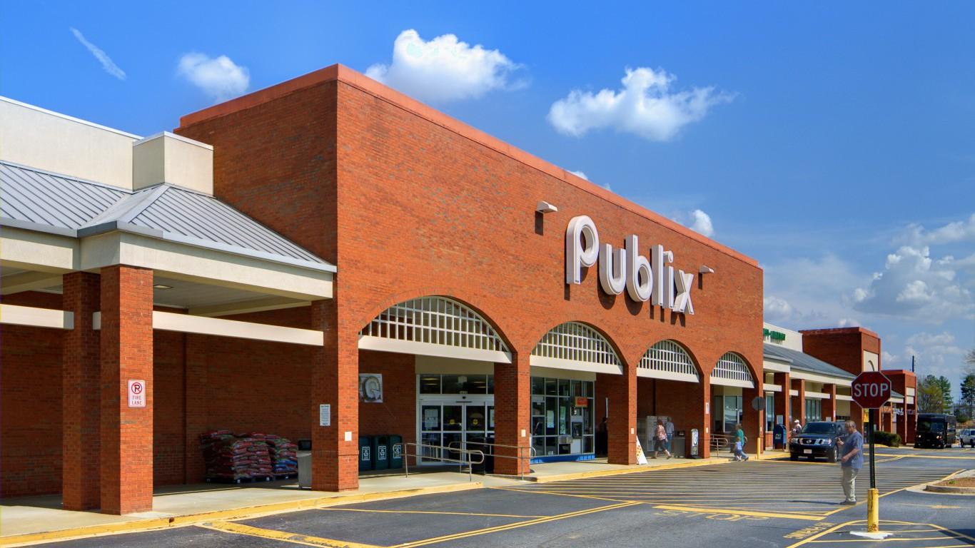 Publix Super Market Inc