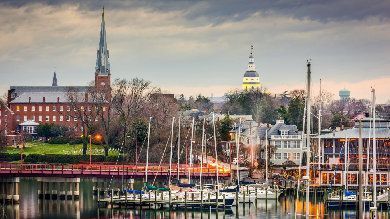 Annapolis, Maryland