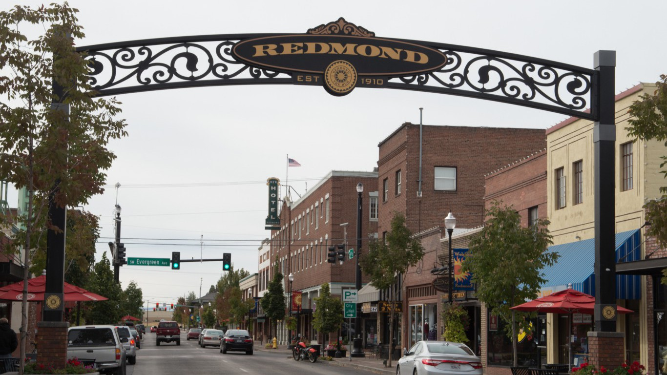 Bend-Redmond, Oregon