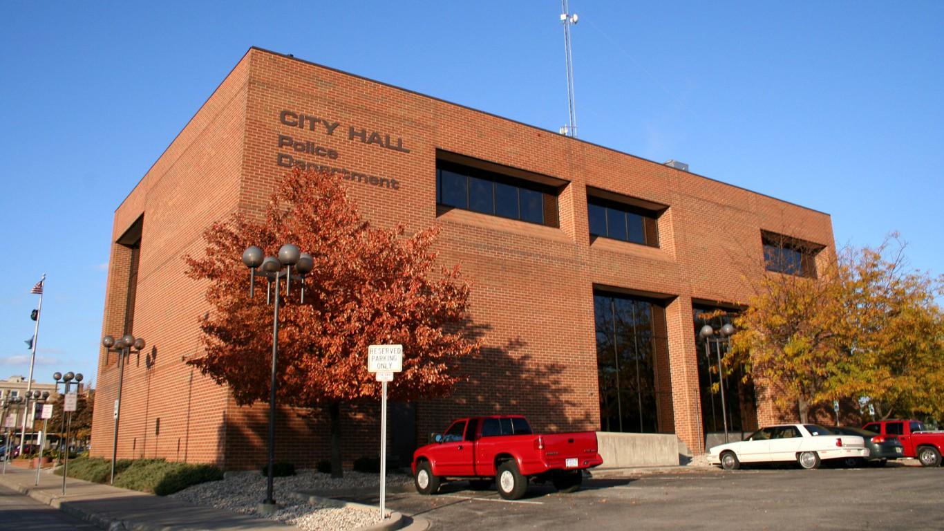 Kokomo, Indiana, City Hall