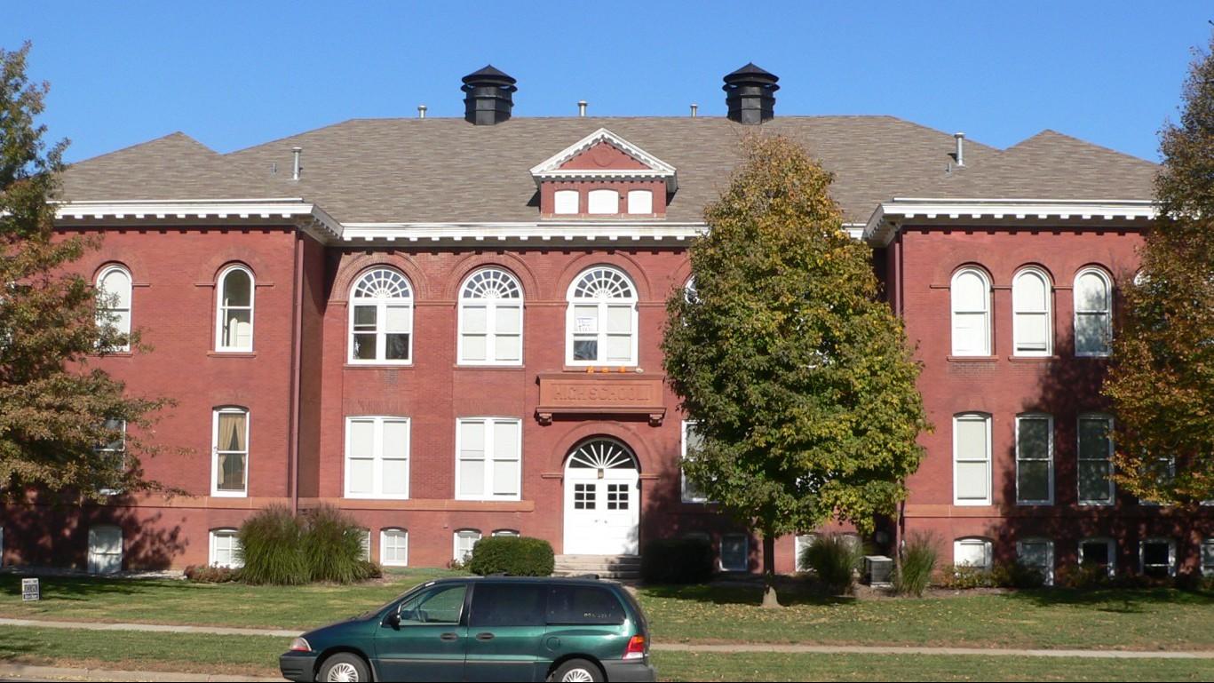 Blair High School, Nebraska
