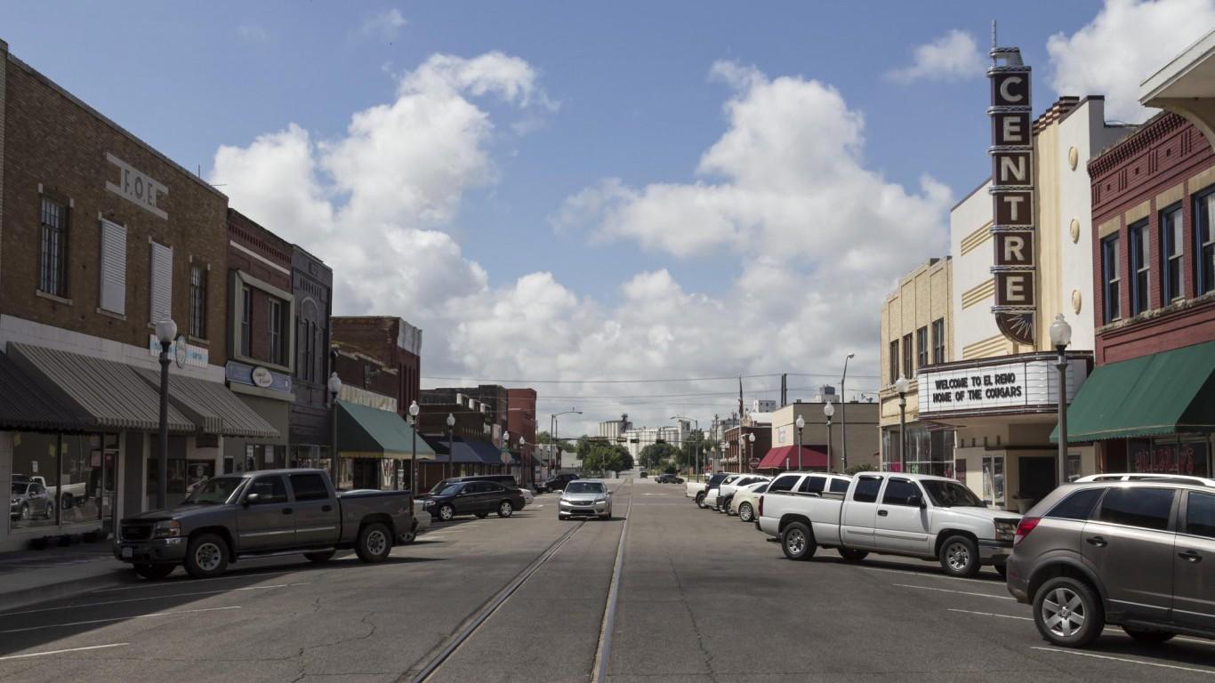 El Reno (Canadian County), Oklahoma