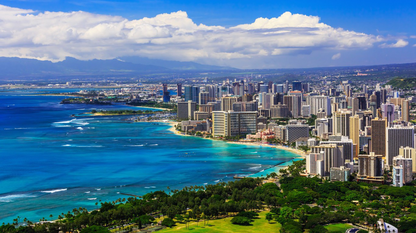 Honolulu County, Hawaii