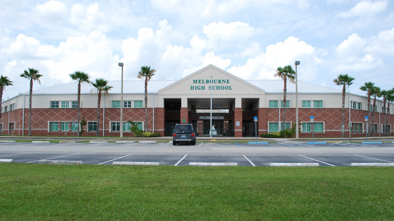 Melbourne High School, Florida