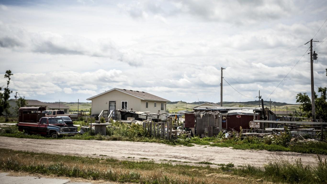 Oglala, South Dakota