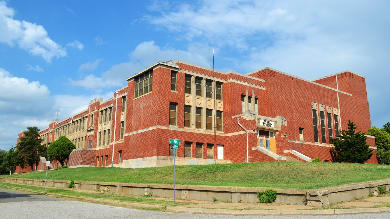 Old Douglass High School, Oklahoma City, Oklahoma