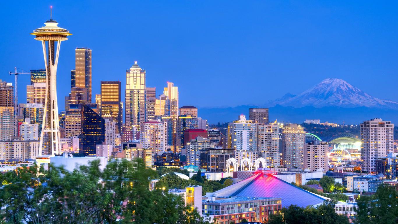 Seattle (King County), Washington