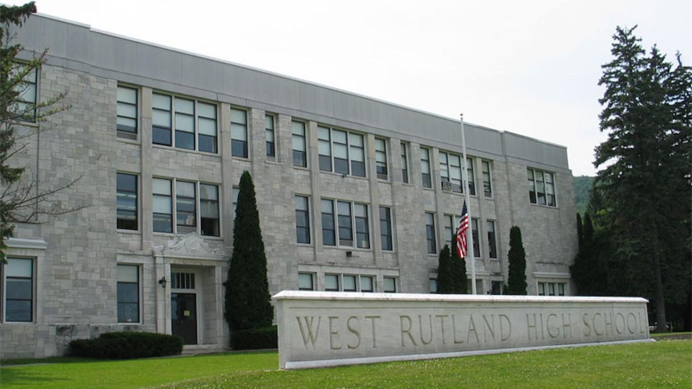 West Rutland High School, Vermont