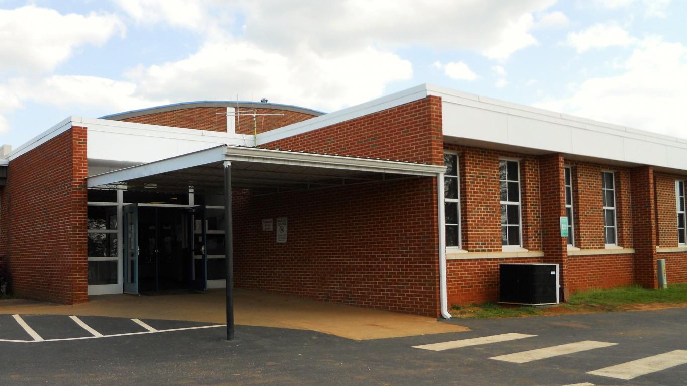 Woodland High School, Alabama