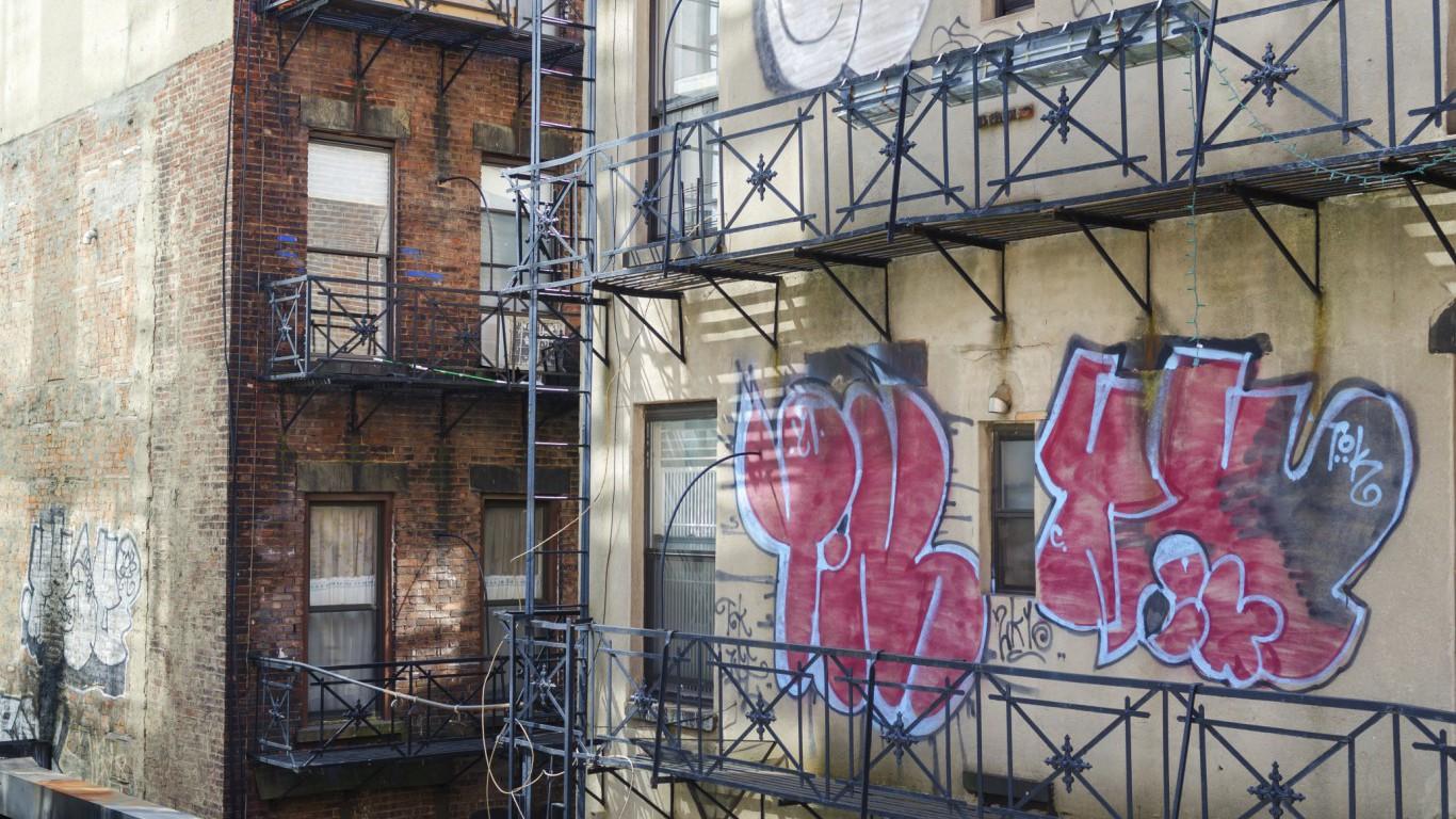 New York Graffiti