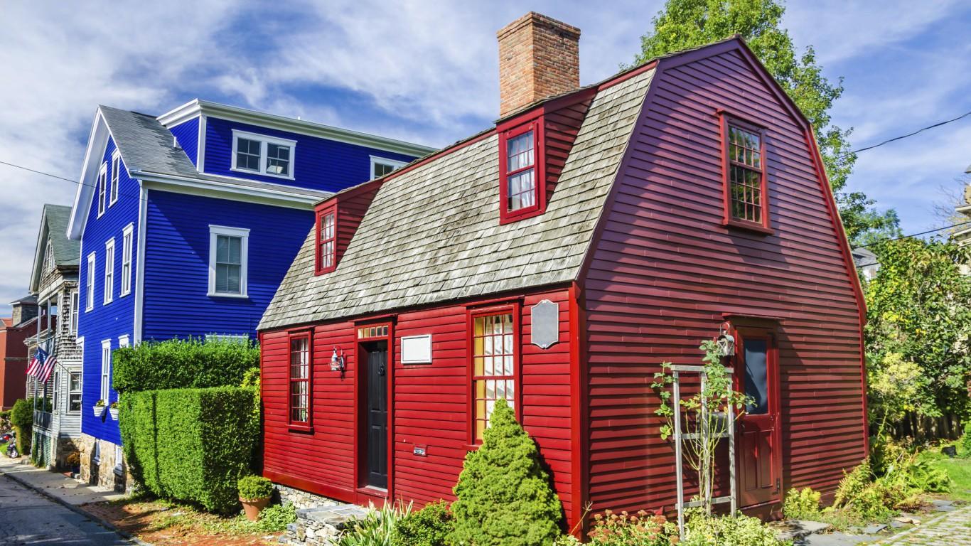 Rhode Island house