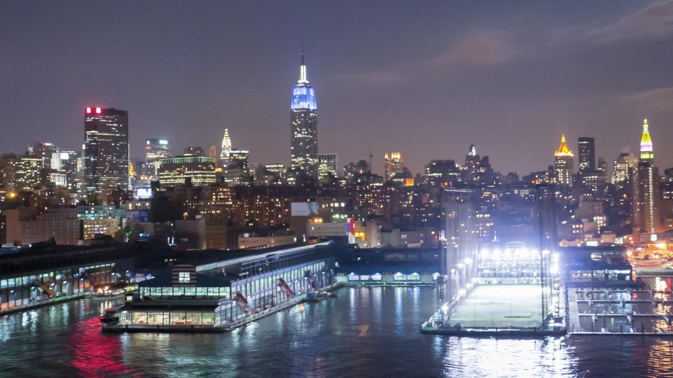 Chelsea Piers, New York, 10011