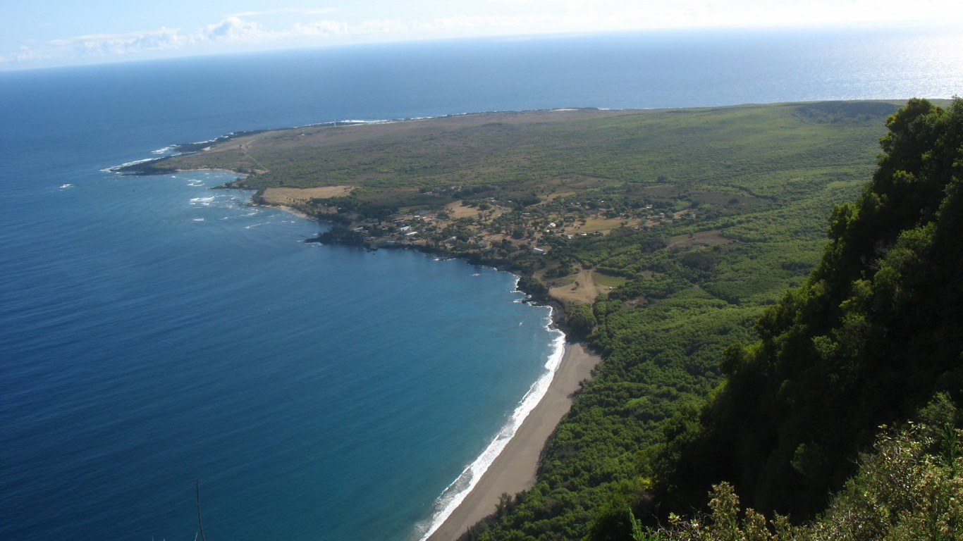 Kalaupapa, Hawaii, Kalawao County