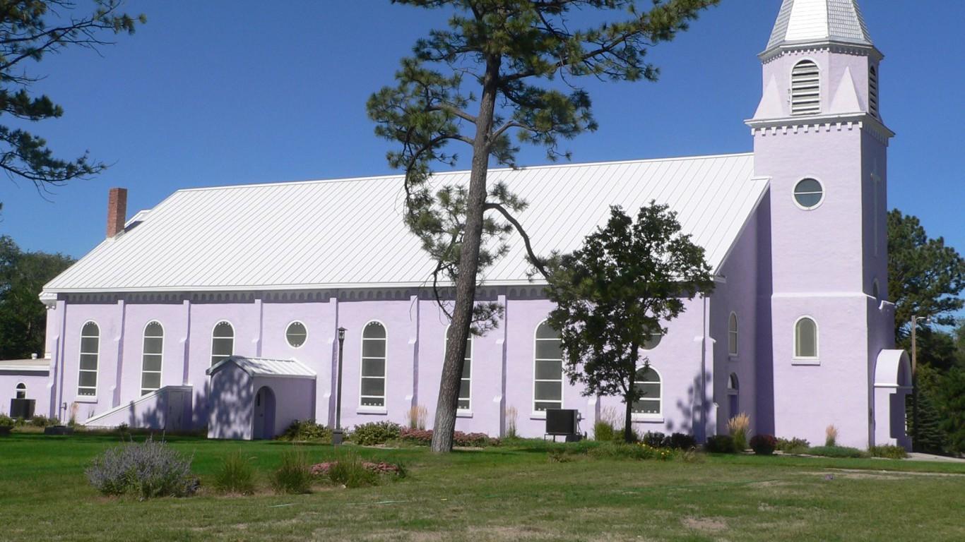 St. Francis (Todd County), South Dakota