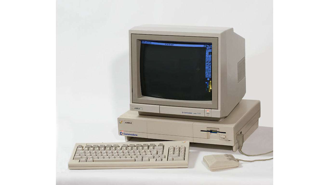 Amiga 1000, 1985