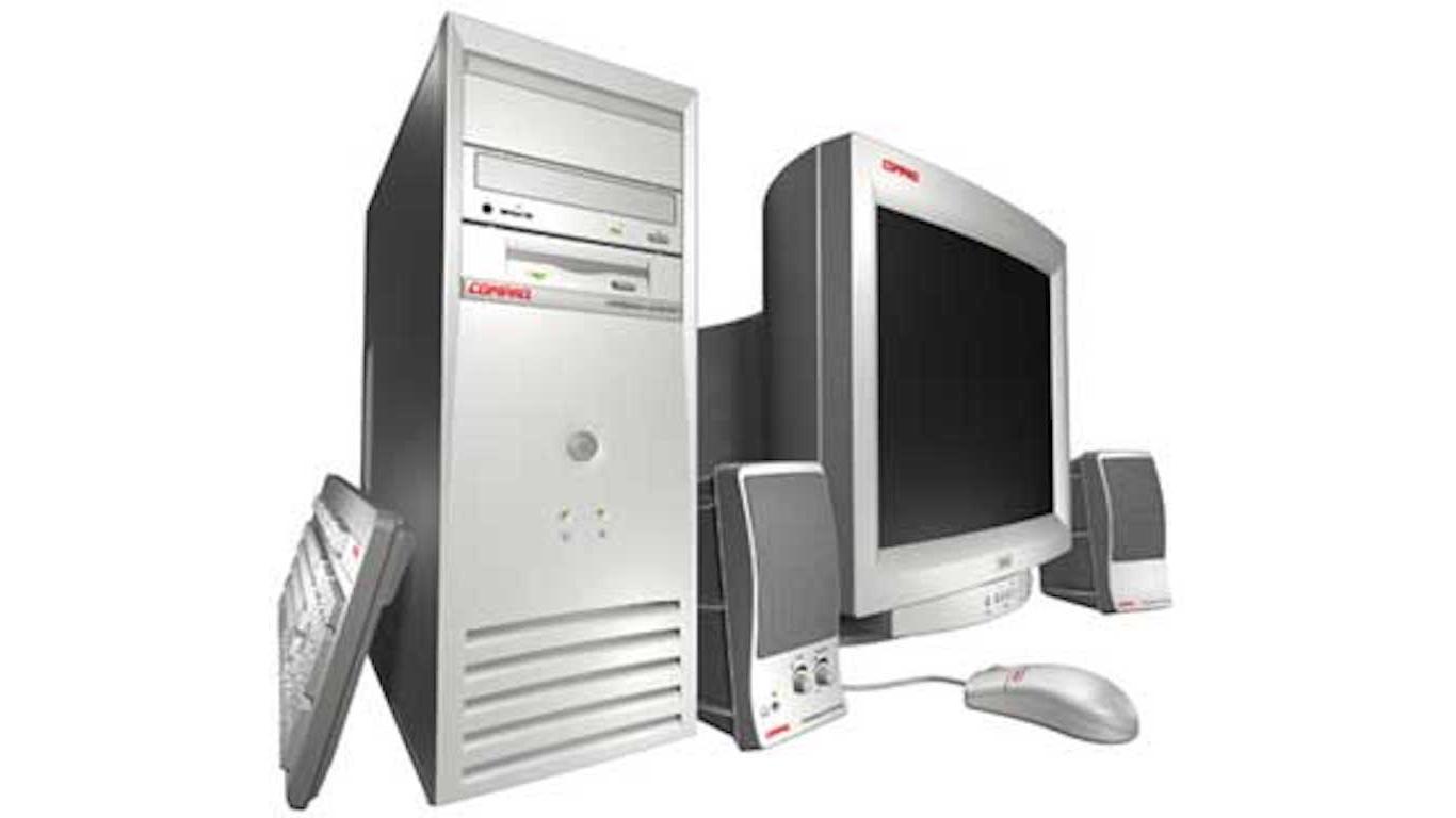 Compaq ProSignia Desktop 330