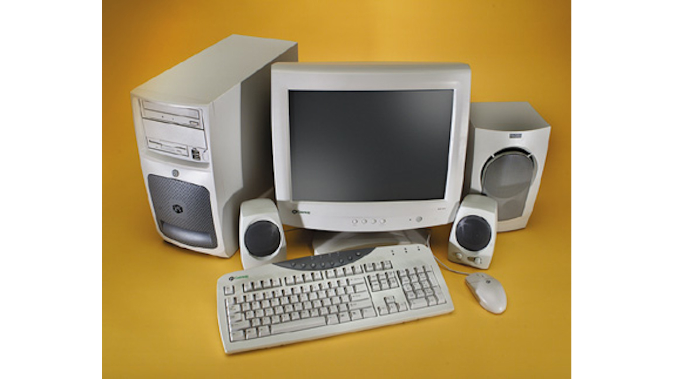 Gateway Performance 1500, 2000