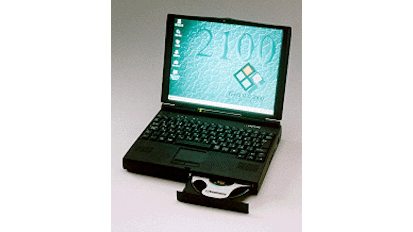 Gateway Solo 2100, 1996