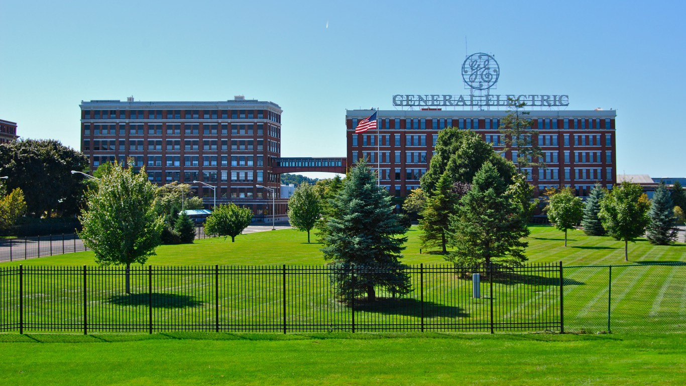 General Electric offices