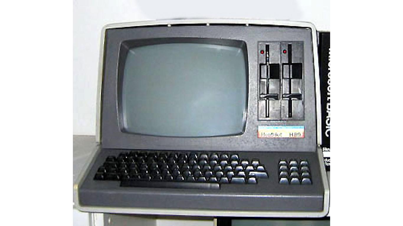 Heathkit H89, 1979