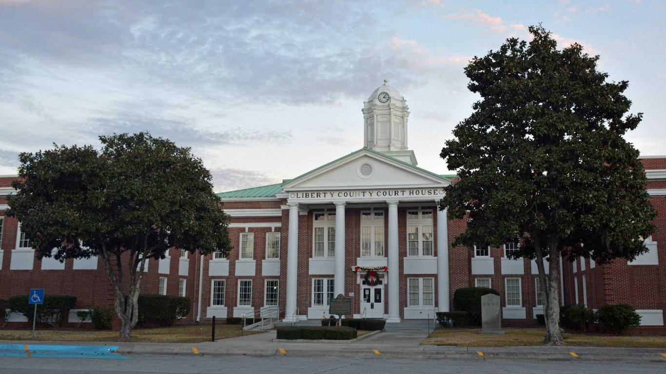 Hinesville, Georgia