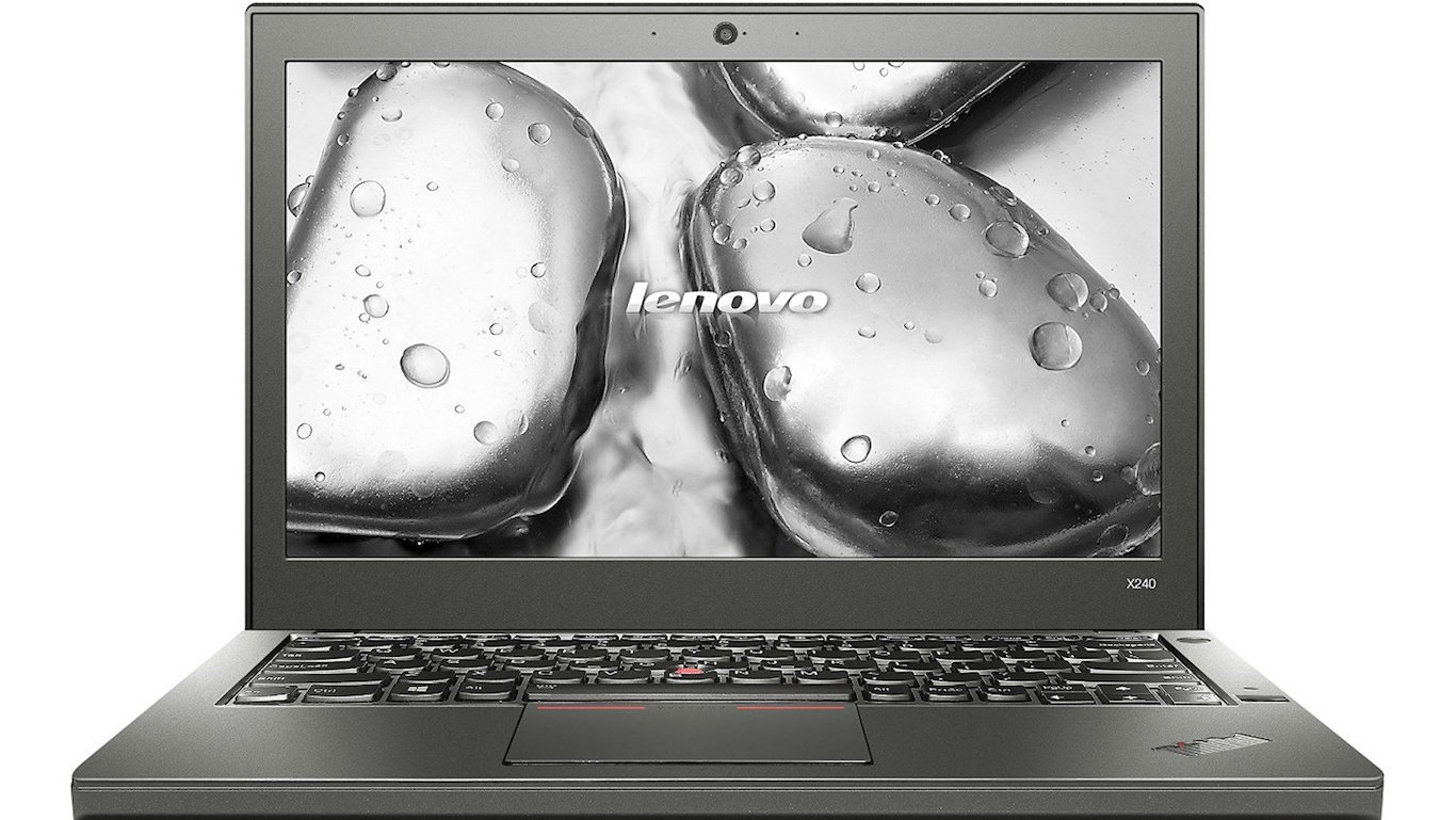 Lenovo ThinkPad X240, 2014