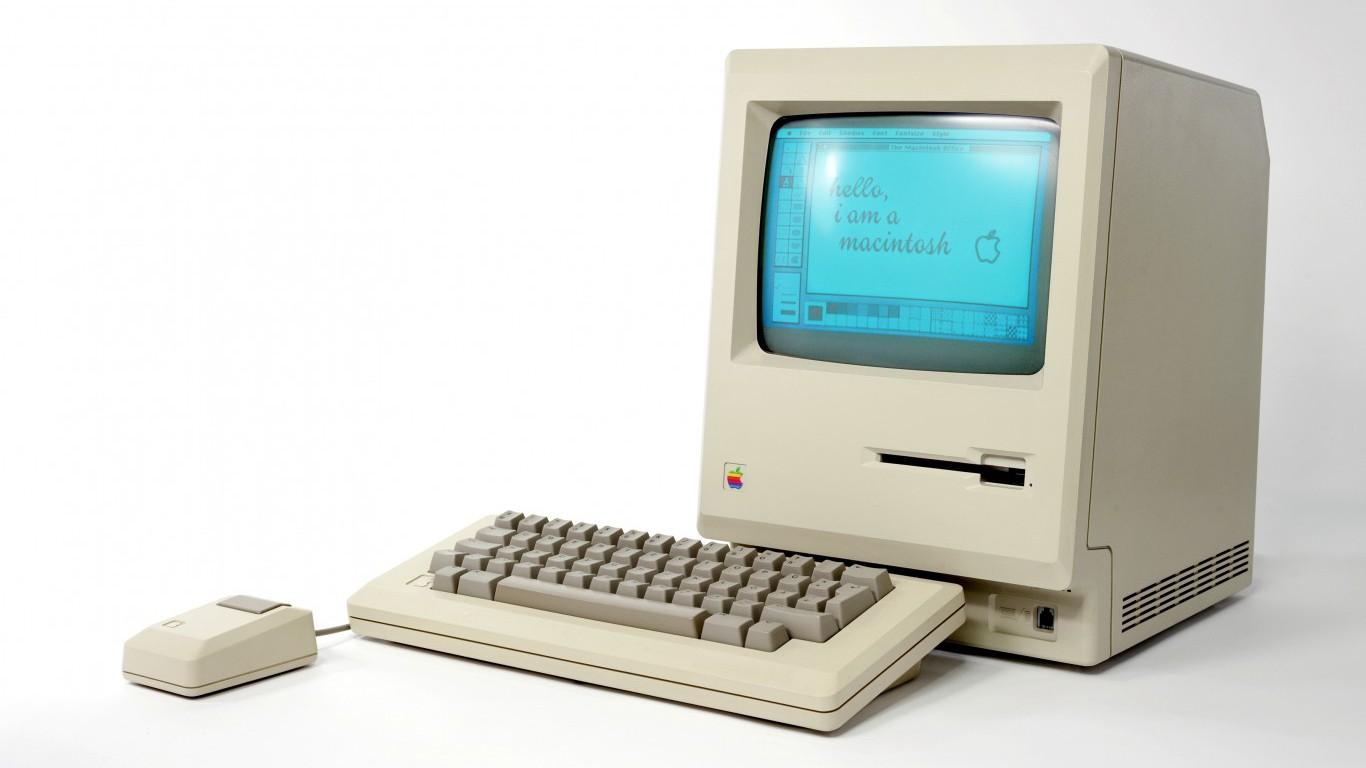 Macintosh, 1984