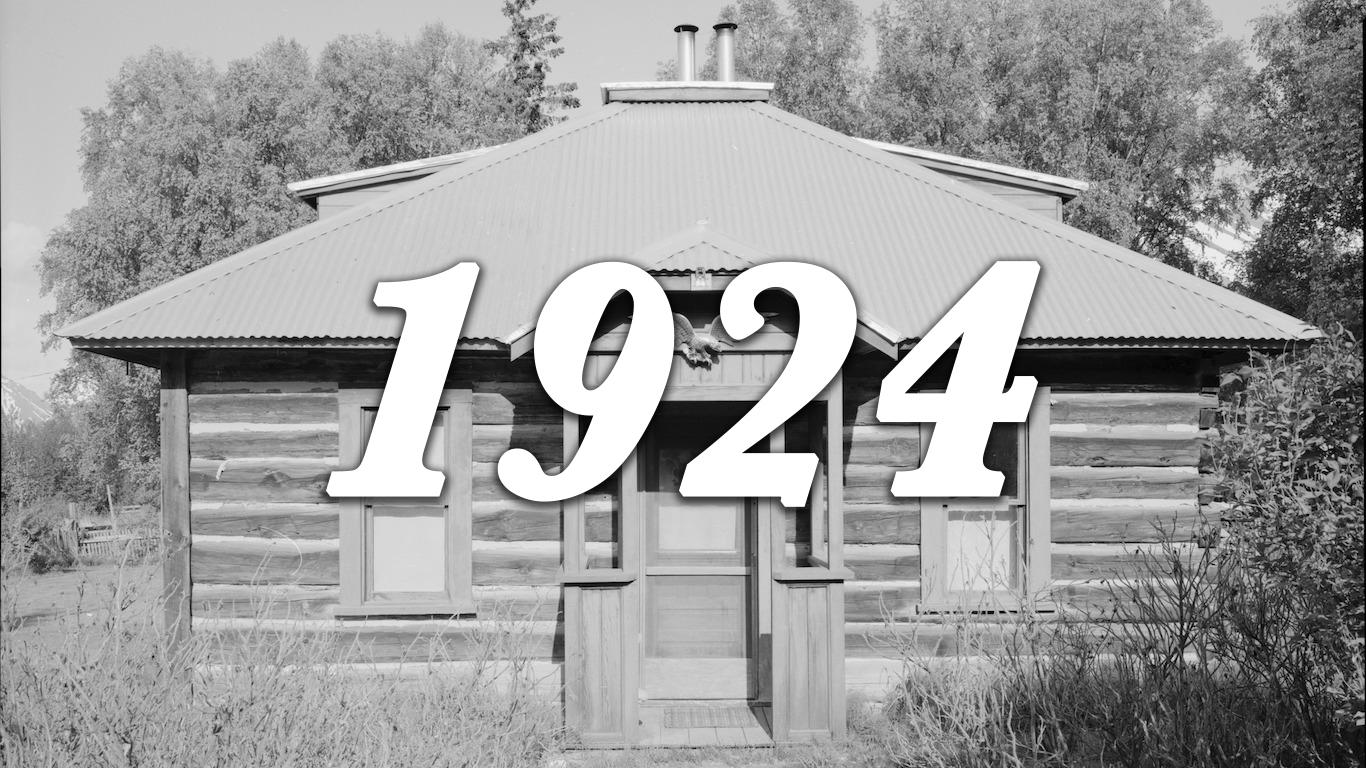 1924 house