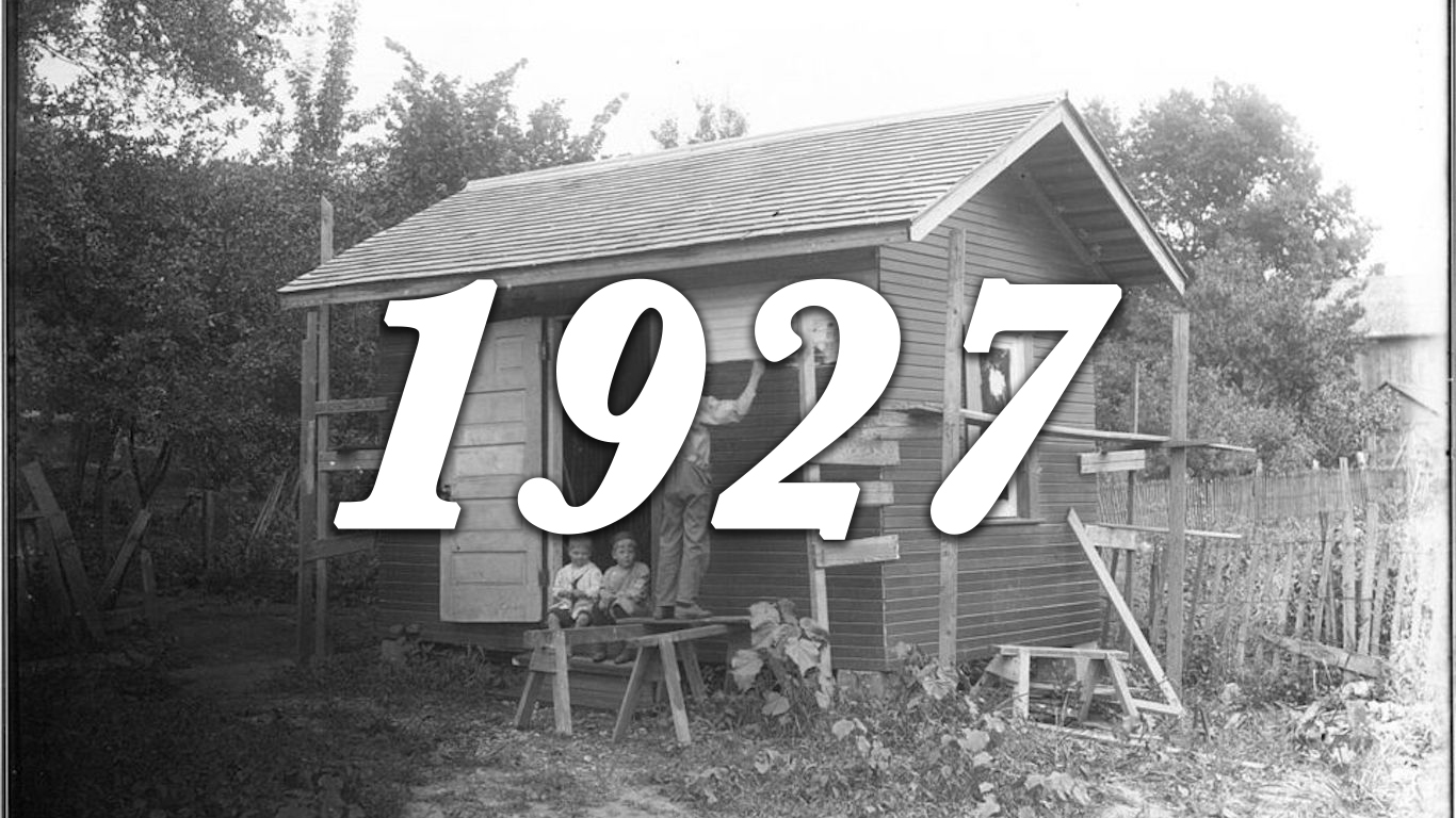 1927 house