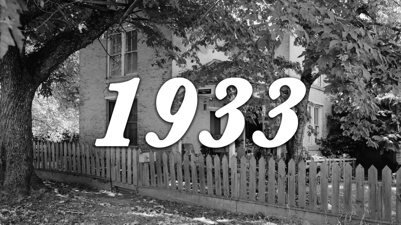 1933 house