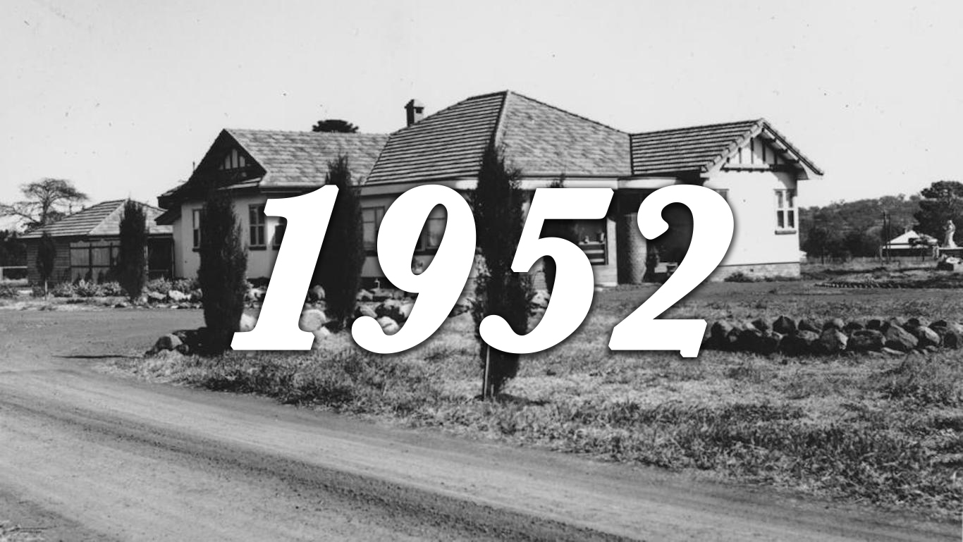 1952 house