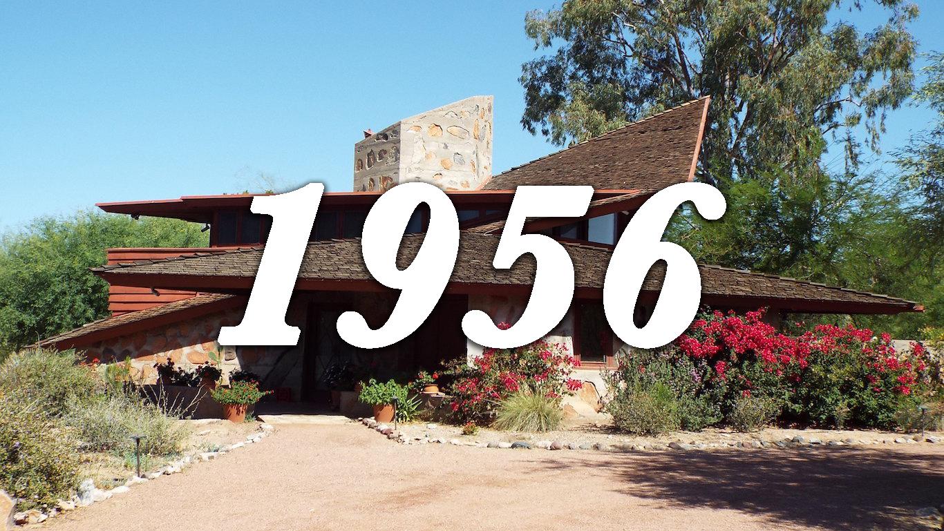 1956 modern house