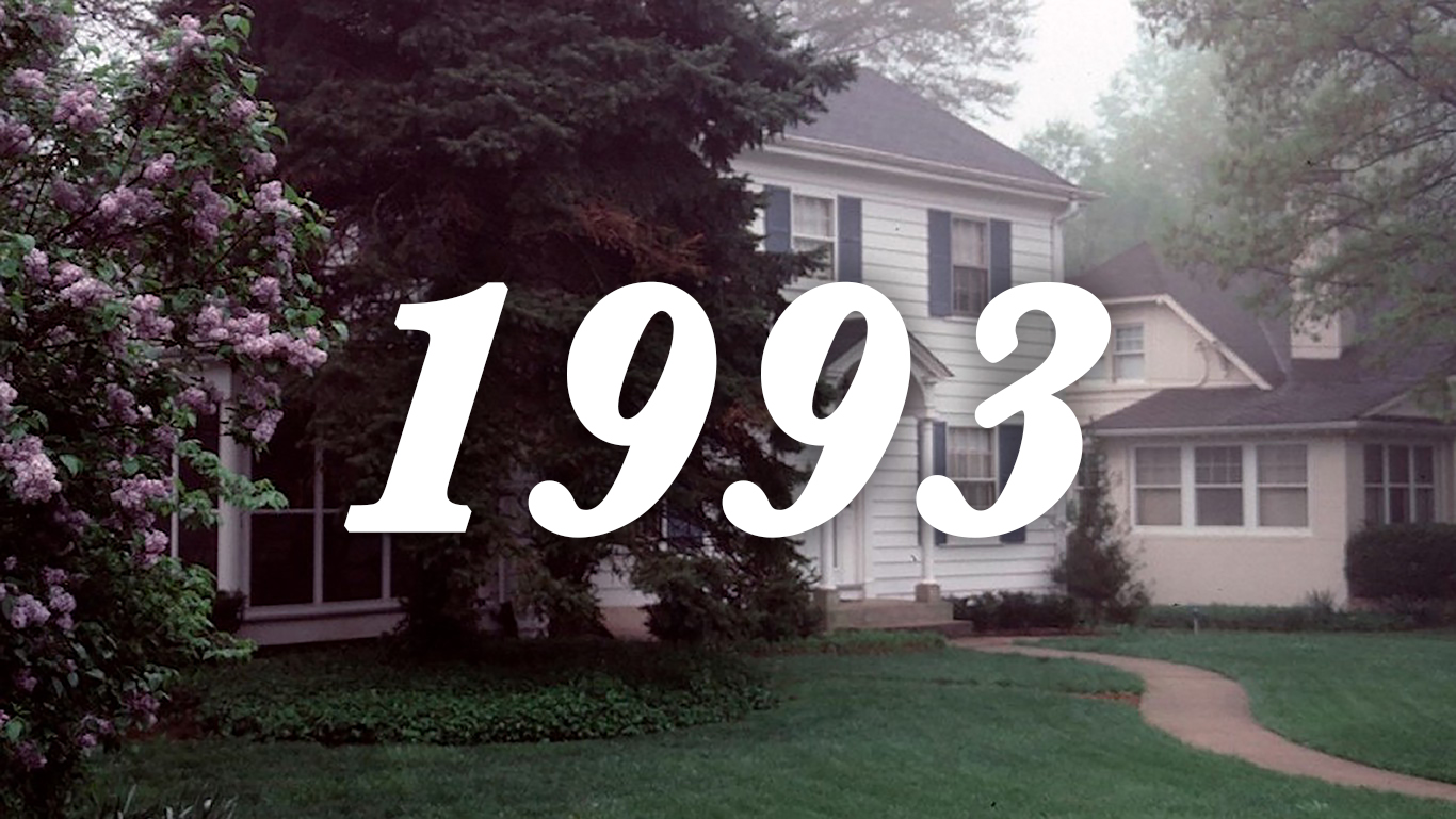 1993 house